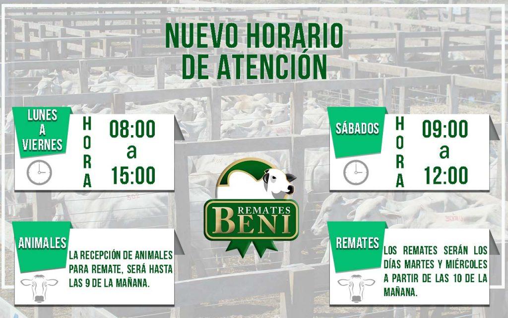 Centro de Remates Beni